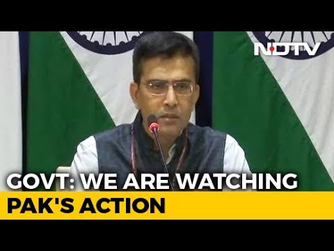 'Time For Pak To Accept Reality,' Says India After Its Kashmir Move