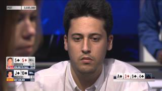 Adrián Mateos vs Johnny Lodden | PokerStars.es