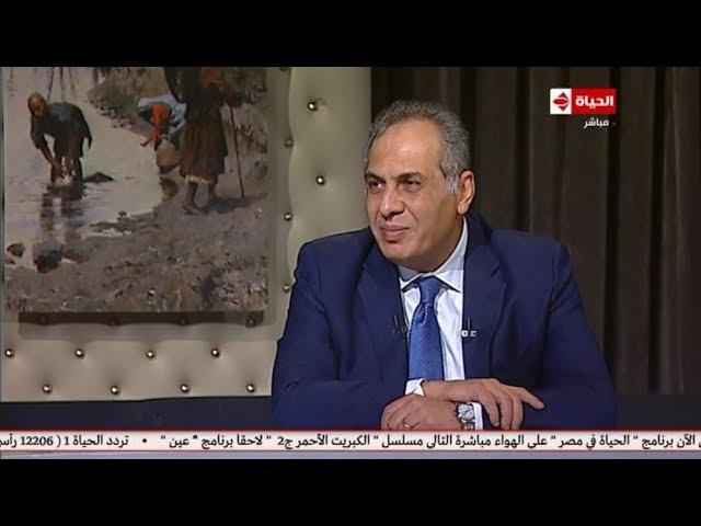الحياة-في-مصر-مع-كمال-ماضي-لقاء-هام-مع-م-خالد-العطار-نائب-وزير-الاتصالات-4-8-2018