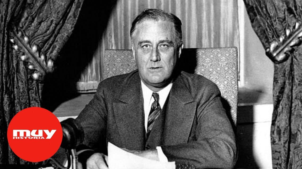 Roosevelt, presidente de EE.UU. cuatro veces consecutivas