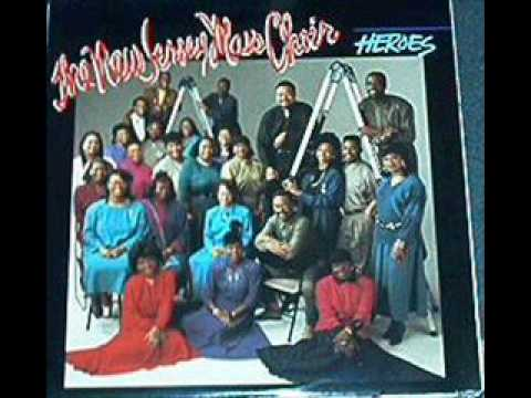 New Jersey Mass Choir-There Is An Answer