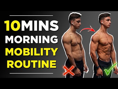 10 MIN PERFECT MOBILITY ROUTINE (NO EQUIPMENT FOLLOW ALONG!)
