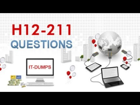 2018 Huawei Exam Dumps H12-211 HCNA-HNTD Braindumps | It-Dumps