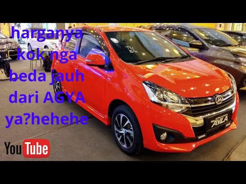 DAIHATSU AYLA 2019 Type R Std 1200 CC Review