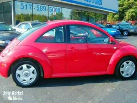 1999 Volkswagen New Beetle in Leslie, MI 49251