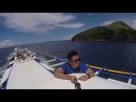 Boat Ride from Siargao Island to Surigao City