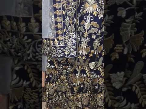 Bridal Designer Lehenga choli With Beautiful Embroidery work