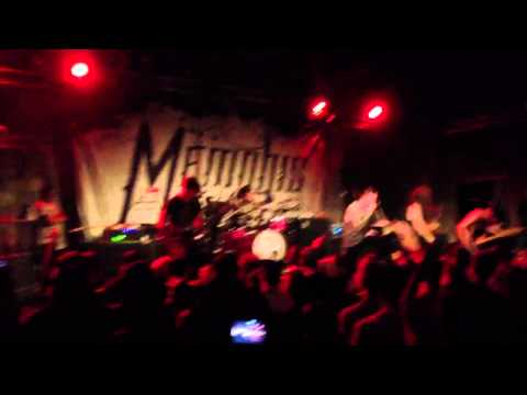 Memphis May Fire - Ghost In The Mirror Live