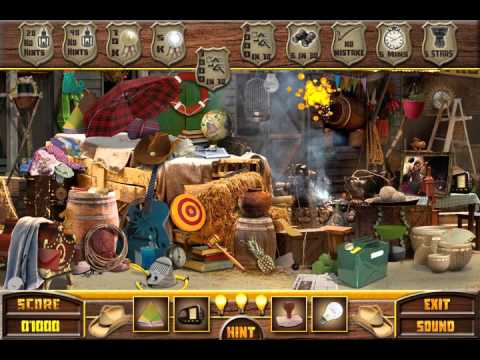 West End - Free Find Hidden Objects Games