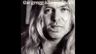 The Gregg Allman Band - Thorn and a Wild Rose