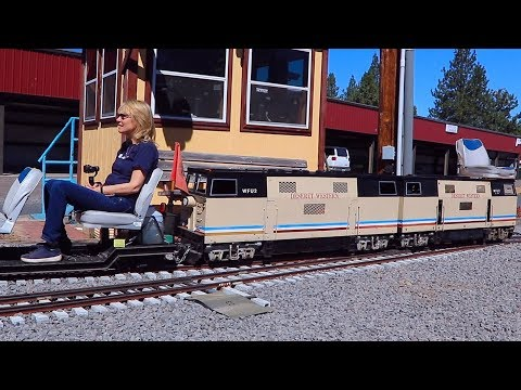 Train Mountain – The World's Longest Miniature Railroad Layout