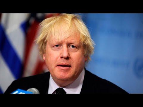 Boris Johnson released from intensive care