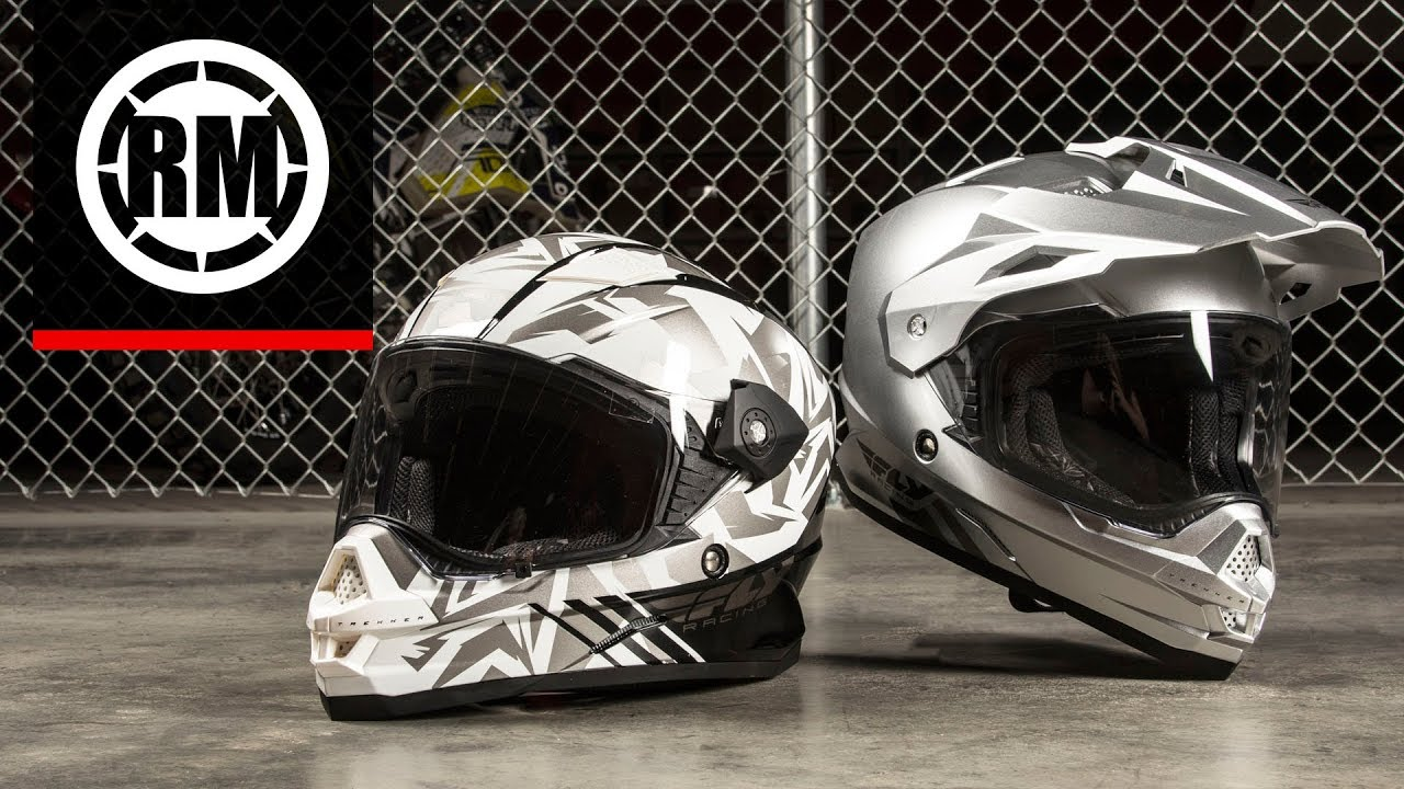 d30d3973 Fly Street Trekker Motorcycle Helmet | Riding Gear | Rocky Mountain ATV/MC
