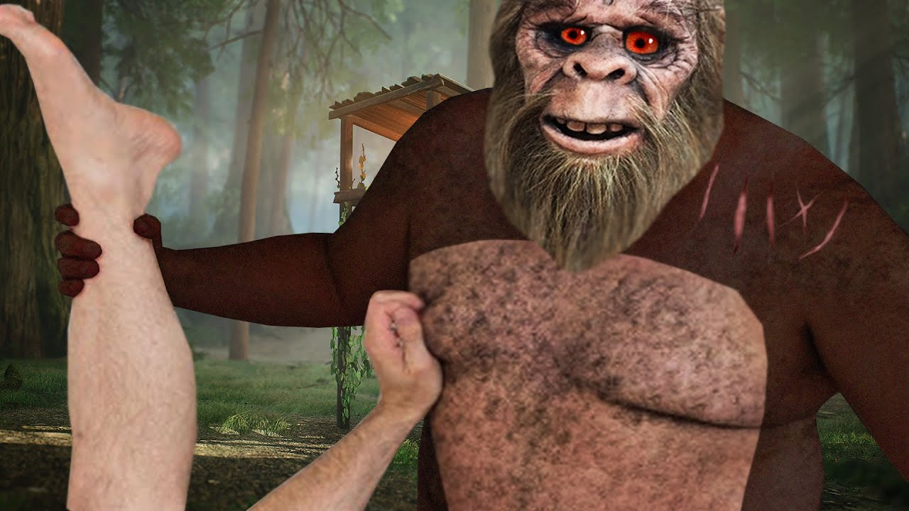 Bigfoot more like Small d*%k