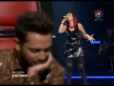 O Ses Turkiye Arzu Akdaş 'Masum Değiliz' 22.10.2012