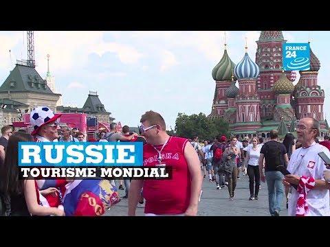 Russie, un tourisme mondial ?