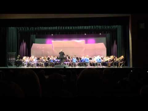 Culpeper Middle School 8th Grade and Culpeper County High School Concert Band