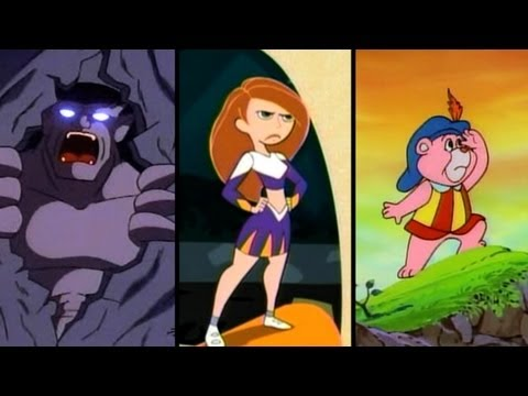 Top 10 Disney Animated TV Series