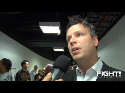 Jerry Millen: [Fedor] Loses, It Will Make Him a Better Fighter