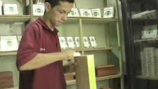 Fabricación del Cigarro Chicamocha
