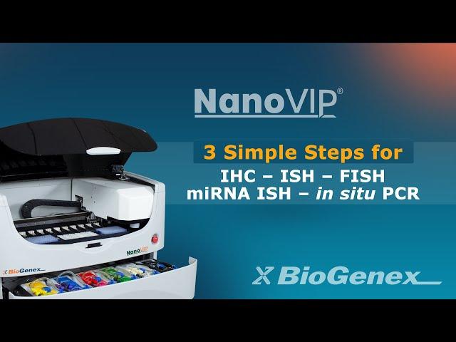Fluorescence In Situ Hybridization (FISH), In Situ Hybridization (ISH) Automation - NanoVIP