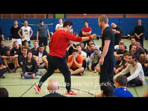Angle of knee  - DK Yoo in Nuremberg
