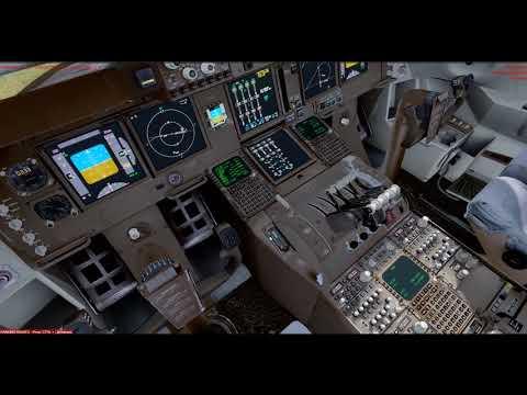 [Prepar3D] PMDG 747 | Nadi International Airport (NFFN) - Pago Pago International Airport (NSTU)