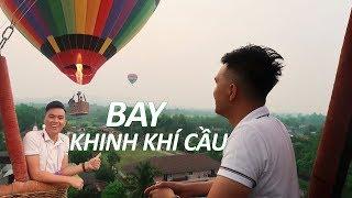 Bill Balo - Du ngoạn Chiang Mai bằng khinh khí cầu (Hot Air Balloon Adventure Chiang Mai)