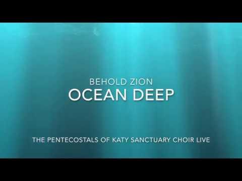 OCEAN DEEP - Shara McKee (w/Lyrics for live Service)
