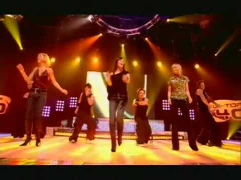 Atomic Kitten - The Tide Is High (CBBC Viewers Vote 2002)