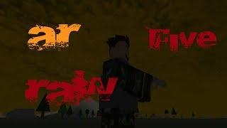 ROBLOX Apocalypse Rising - Woodland Camo (episodio 5) - Apocalypse Rising Raw -