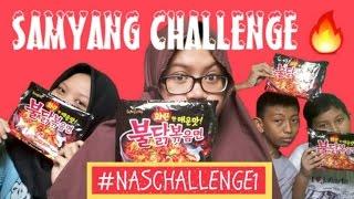 Download Video #NASCHALLENGE1   SAMYANG CHALLENGE   Nurul Aulia S MP3 3GP MP4