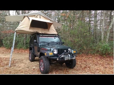 Jeep Overland Rig Walk Around Youtube
