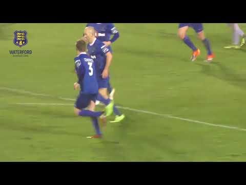 Waterford FC 2-1 Derry City - RSC - SSE Airtricity League Premier Division 16-02-2018