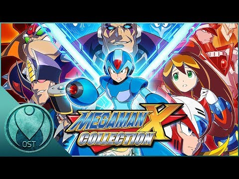 Megaman X Collection (2018) - Complete Soundtrack OST + Tracklist (ロックマンX  アニバーサリー コレクション)