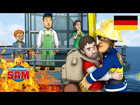 Feuerwehrmann Sam Deutsch Neue Folgen | Die Hitzköpfe 🚒  Feuer feuern | Cartoons fur Kinder