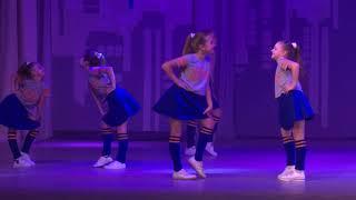 2018.06.21 Закрытие сезона - Jazz Funk juveniles. Pasadena dance school