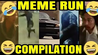 RUN MEME COMPILATION || IN FILM