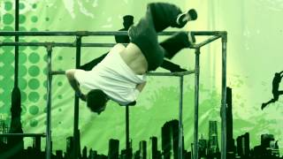 The best of Parkour specialist Ryan Doyle at MTV Xtreme!