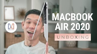 2020 MacBook Air UNBOXING and Hands-on!