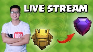#149 Nay HƠI MỆT AE À Clash of clans Akari Gaming