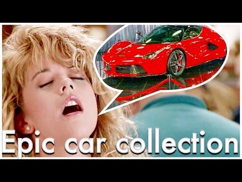 30.000 HP car collection - LaFerrari Bugatti Type 57 BMW Dixi Duessenberg Hurtu & more!