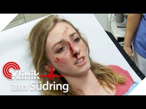 'Ich hasse meine Nase': Nele (15) findet sich hässlich | Klinik am Südring | SAT.1 TV