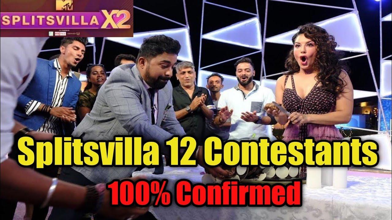 Reviews - Splitsvilla 12 Contestants Revealed 100% Confirmed | Zaid Beats