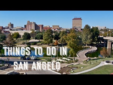 Things To Do in San Angelo