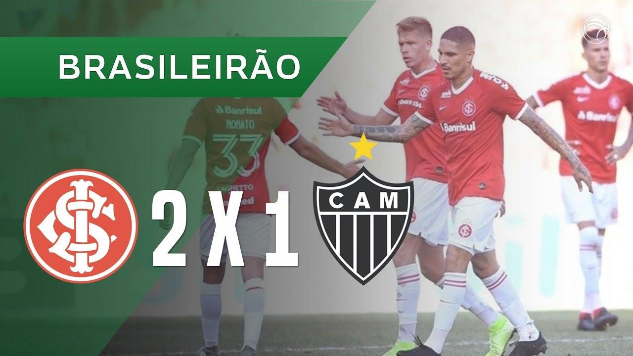 Интер Порту-Алегри  2-1  Атлетико Минейро видео