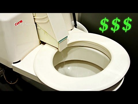 Automatic Toilet Seat Cleaning in Europe