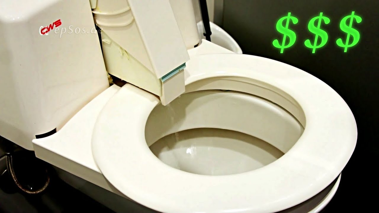 self opening toilet seat.  Automatic Toilet Seat Cleaning in Europe YouTube