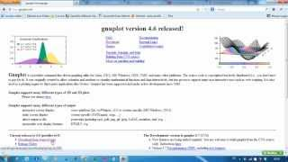 Gnuplot Code Blocks
