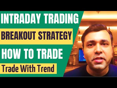 Day Trading RANGE BREAKOUT STRATEGY In 5 Simple Steps - (Intraday Trading Breakout Strategy) 🔥🔥